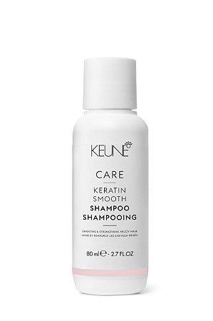 Shampoo Keratin Smooth Keune - 80ml