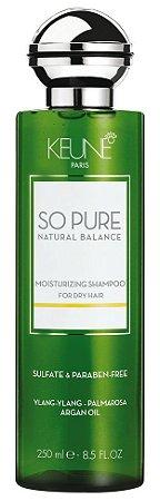 Shampoo So Pure Moisturizing Keune - 250ml