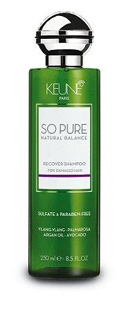 Shampoo So Pure Recover Keune - 250ml