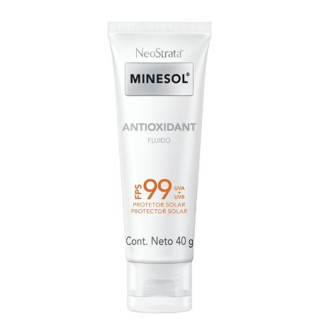 Minesol antioxidante FPS 99 - Protetor solar facial 40g