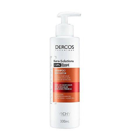 Shampoo Dercos Kera Solutions Vichy - 300ml