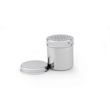 Saleiro/Pimenteiro Inox 300ml -