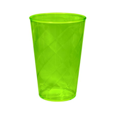 Copo Twister PS Verde Neon 600 ml