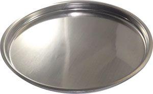 Forma Alumínio para Pizza nº 02 med.32x32x02 -
