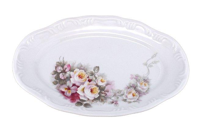 Travessa porcelana Rasa 28 cm Dec.E351 Sch.114 -