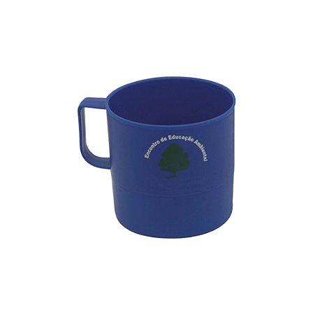 Caneca PP 300ml Azul