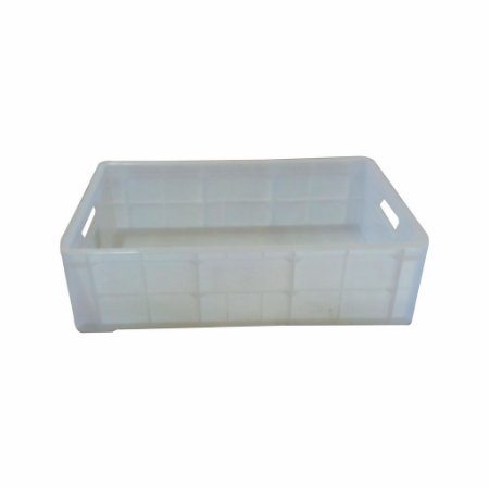 Caixa Natural PEAD Aberta 60x40x16,4 cm - 31 litros  -