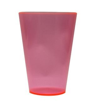 Copo Caldereta BIG PS 585 ml Rosa Neon