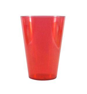 Copo Caldereta BIG PS 585 ml Vermelho Cristal