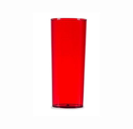 Copo Long C. PS 330 ml Vermelho