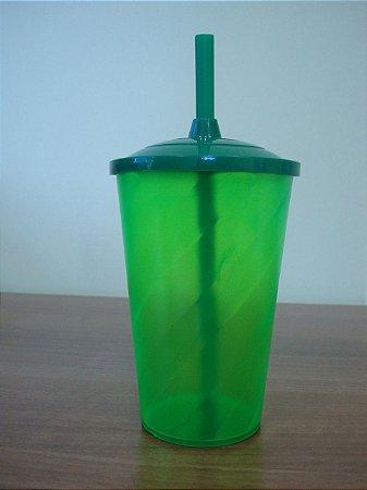 Coponudo injetado Verde Fosco 600 ml