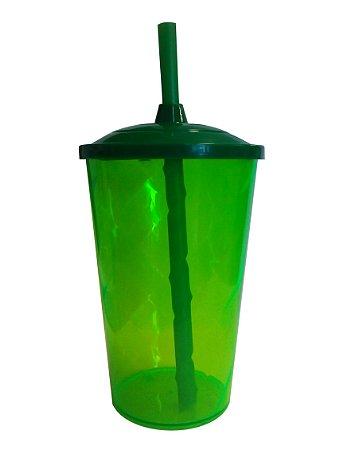 Coponudo Injetado Verde Neon 600 ml