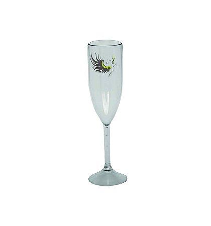 Taça PS para Champagne 180 ml Cristal