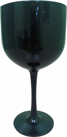 Taça PS para Gin 600 ml Preta