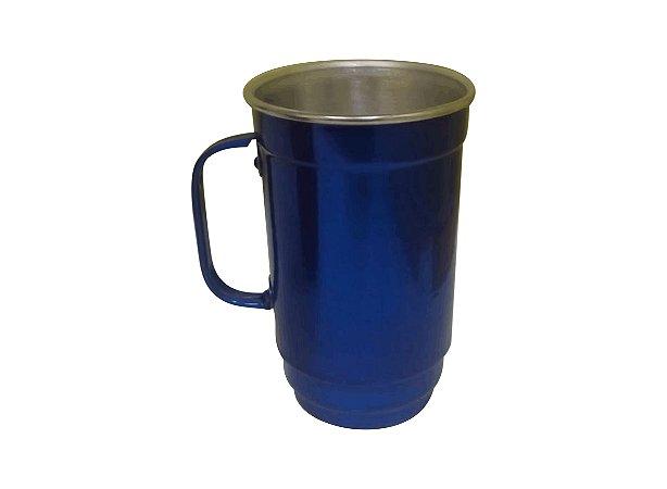 Caneca 101-D 500ml Azul Verniz