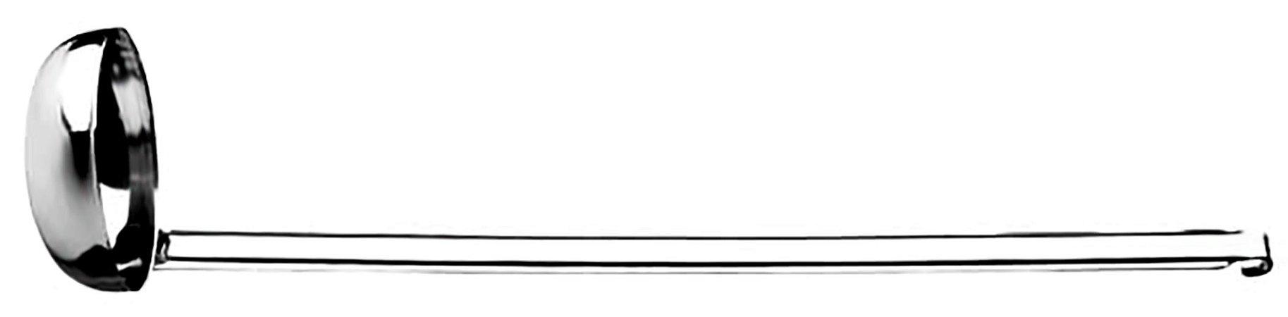Concha Inox Pendurar 40 cm Ø 11cm -