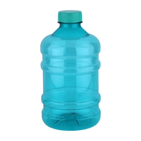 Galão BPA FREE 1000ml Turquesa