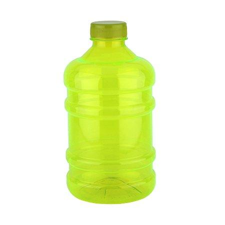 Galão BPA FREE 1000ml Amarelo Limão