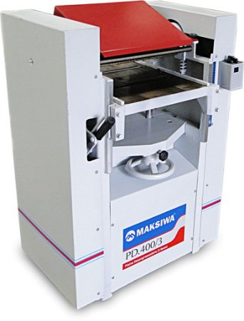 Plaina Desengrossadeira 400 mm Com 3 Facas PD.400/3 - Maksiwa