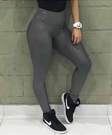 Legging Cós Duplo Cirré Feminina