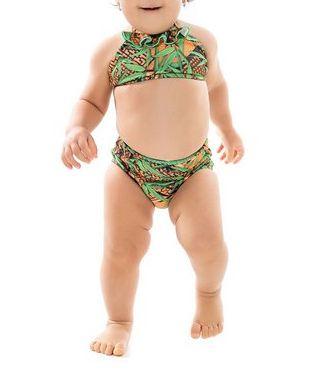 Biquíni Hot Pants Bebê