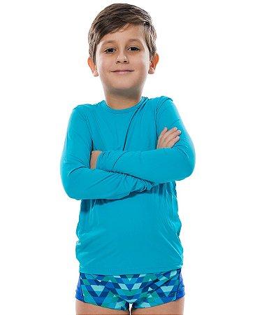 Blusa UV Infantil Unisex