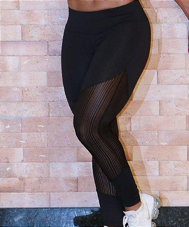 Legging Recorte Feminino