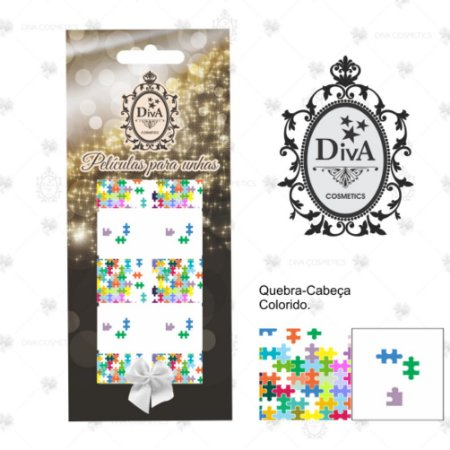 Peliculas Diva Graficos Quebra Cabeca Colorido