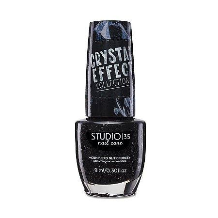 Esmalte Studio 35 Crystal Effect #desceearrasa