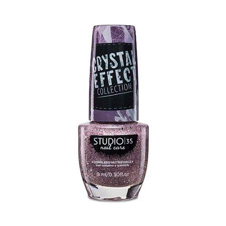 Esmalte Studio 35 Crystal Effect #omg
