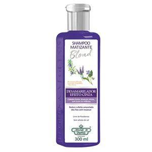 Shampoo Flores e Vegetais Blond Matizante 310ml