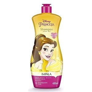 Shampoo Impala Disney 2x1 Princesa Bela 400ml