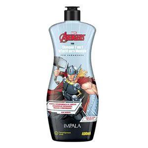 Shampoo Impala Disney 2x1 Thor 400ml
