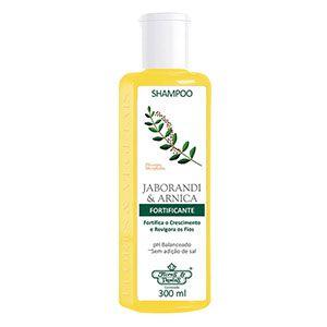 Shampoo Flores e Vegetais Jaborandi e Arnica 310ml