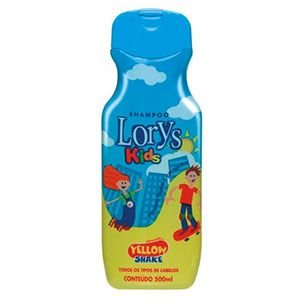 Shampoo Lorys Kids Yellow 500ml