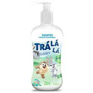 Shampoo Tralala Baby Hidrata Pump 250ml