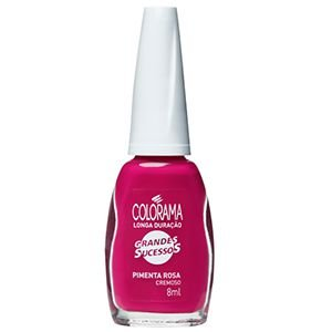 Esmalte Colorama Pimenta Rosa