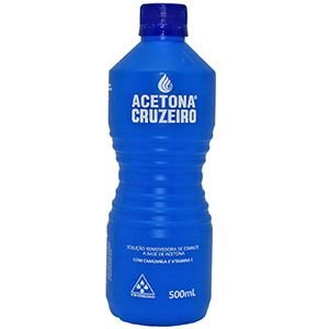 Acetona Cruzeiro 500ml