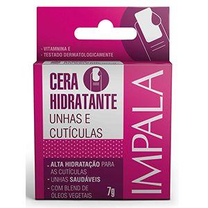 Cera Hidratante para Unhas e Cutículas Impala