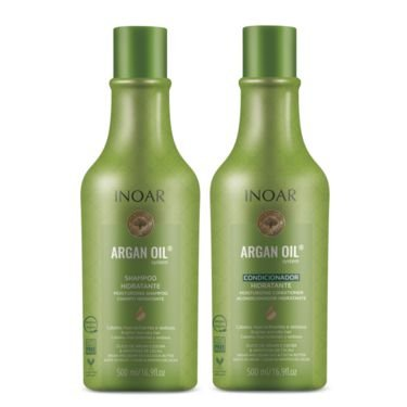Argan Kit Sh+Co Hidratante 500ml