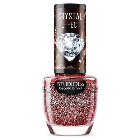 Esmalte Studio 35 Crystal Effect III RubyPrecioso