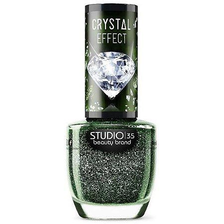 Esmalte Studio 35 Crystal Effectt III EsmeraldaRara