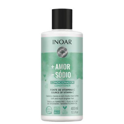Mais Amor Menos Sódio Condicionador 400ml
