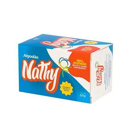 Algodão Nathy cx 50g