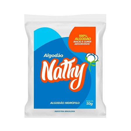 Algodão Nathy Multiuso 50gr