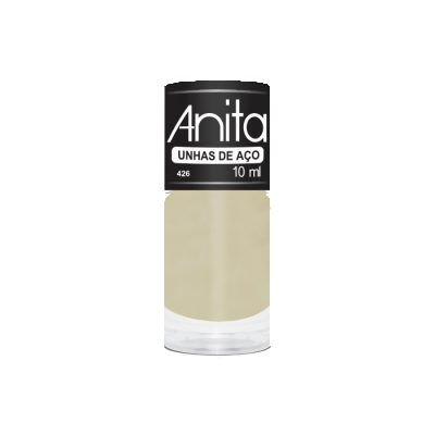 Esmalte Unhas de Aco Anita 10ml