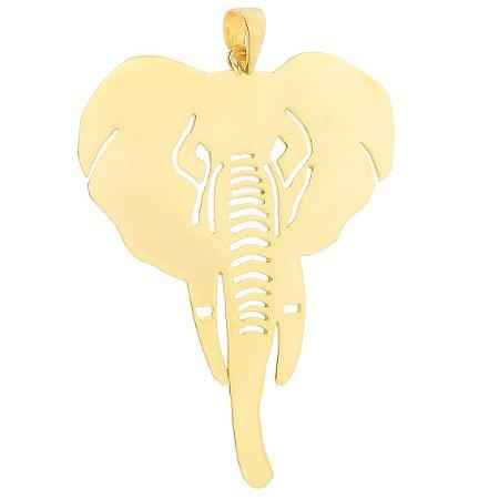 Pingente Elefante Africano Grande