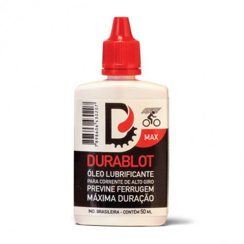Lubrificante Durablot Max 50ml Vermelho