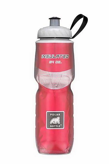 Caramanhola 710 ml Polar Vermelha Pl24Rd