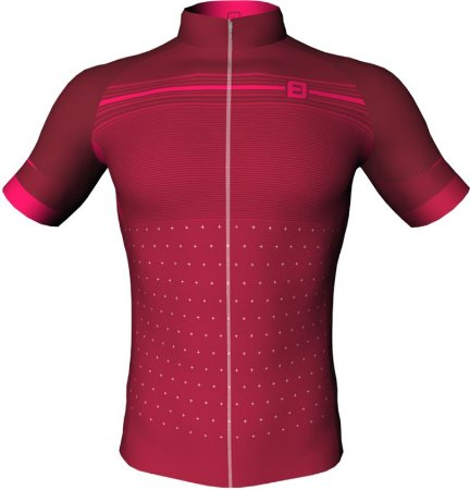 Camisa Furbo Unissex Plus Bordo/Rosa